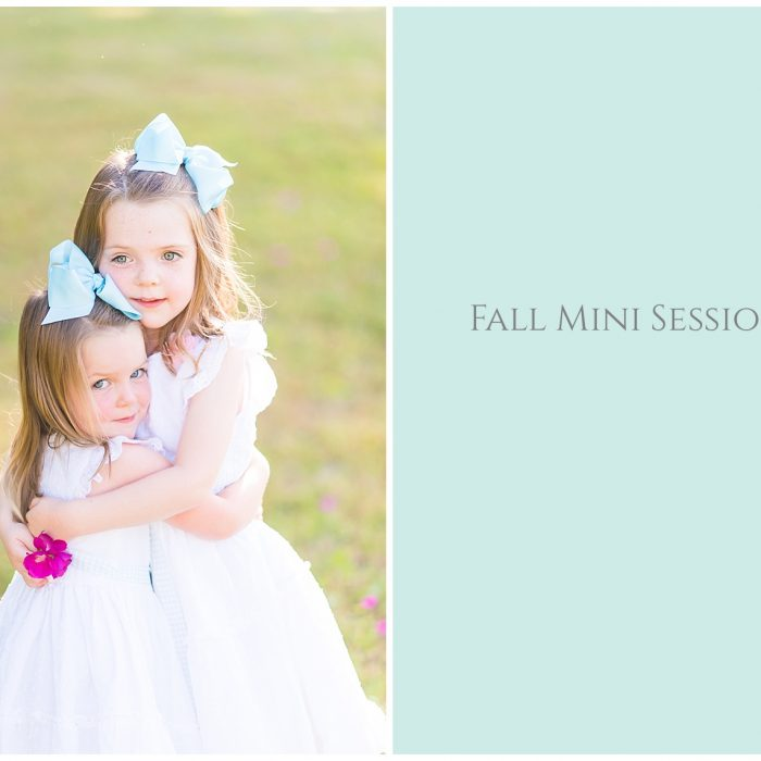 Fall Mini Sessions | Wichita Family Photography