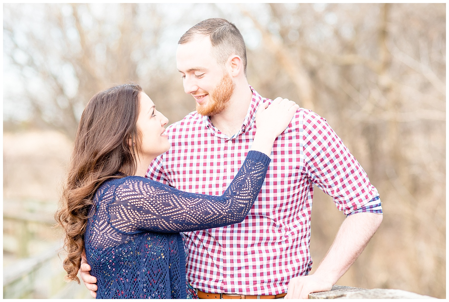 wichita engagement photos